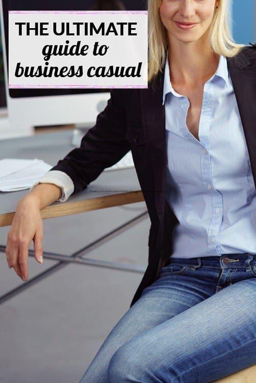 Guide to Business Casual for Women - Corporette.com