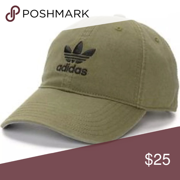 8eda5bce438c8 Adidas hat NWOT urban outfitters army green women s hat. adidas Accessories  Hats