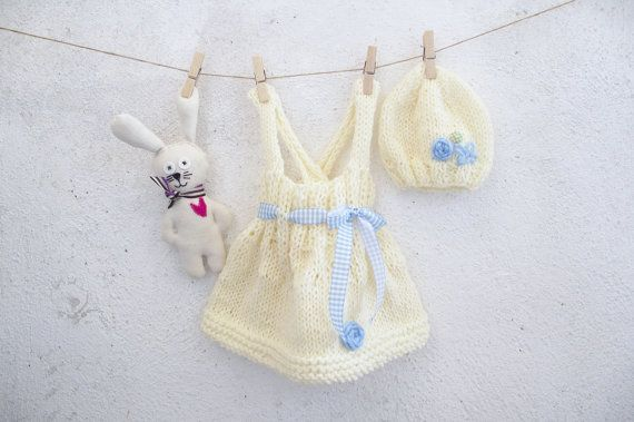 Hey, I found this really awesome Etsy listing at https://www.etsy.com/listing/195034576/white-baby-girl-dress-and-hat-set-hand
