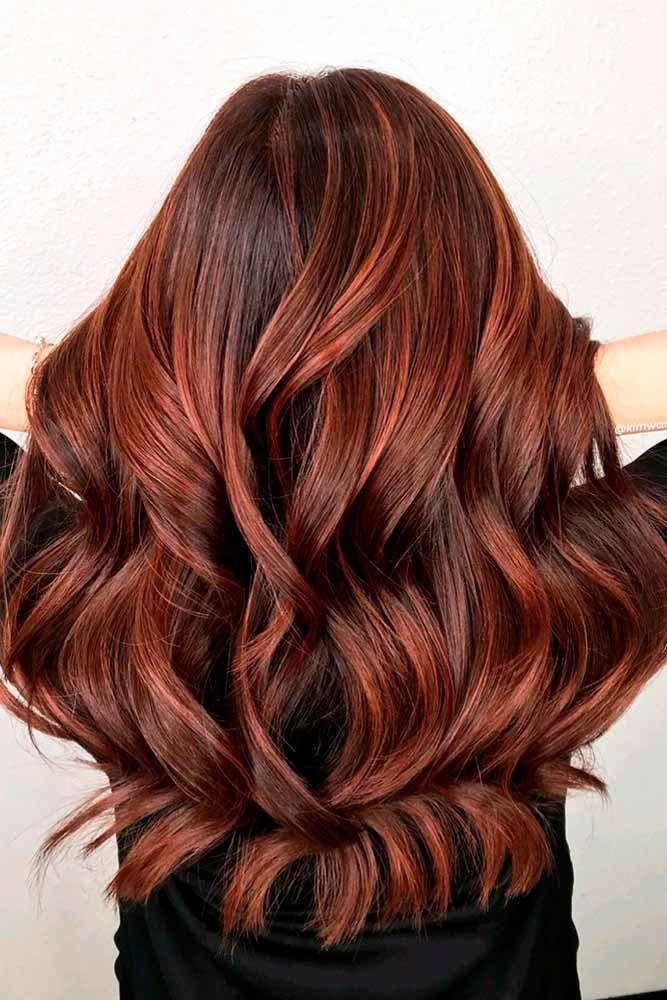 31 Auburn Hair Color Ideas To Look Natural Cabeloshairs