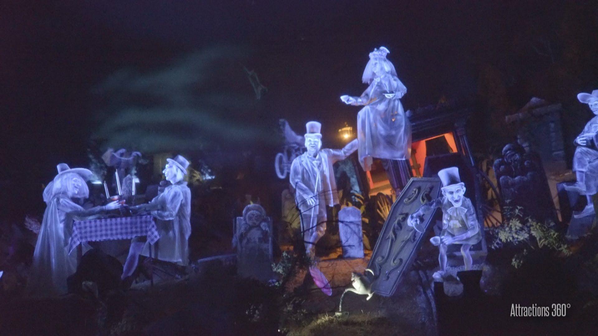 4k Tokyo Disneyland Haunted Mansion Ride 2016 Haunted Mansion Ride Haunted Mansion Disneyland Haunted Mansion