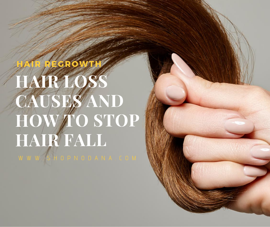 hair loss causes One of the side effects of taking pills