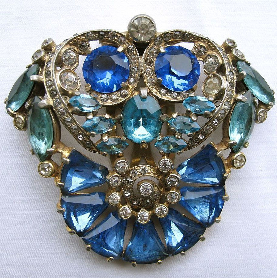 Antique Jewelry Group Board