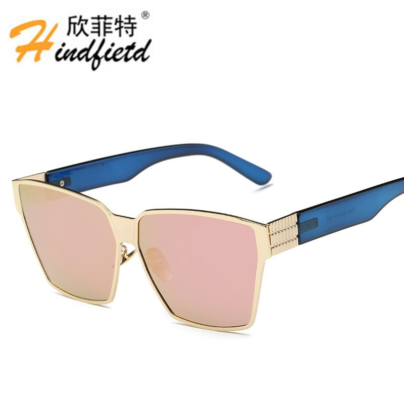 New Fashion Sunglasses Women Brand Designer Eyewear Female Shade Sunglasses Retro Sun. Eyewear Type: SunglassesItem Type: EyewearBrand Name: HindfieldGender: WomenDepartment Name: AdultFrame Material: AlloyLenses Material: PolycarbonateLens Width: 62mmModel Number: SB006Style: GoggleLenses Optical Attribute: UV400Lens Height: 48mmUsage Scope: Driving,Party,Travelling, Shopping, GiftGender: WomenSuitable for Face Shape: Round ,Long , Square , Oval FaceFrame Feature: Stylish ComfortableLenses…