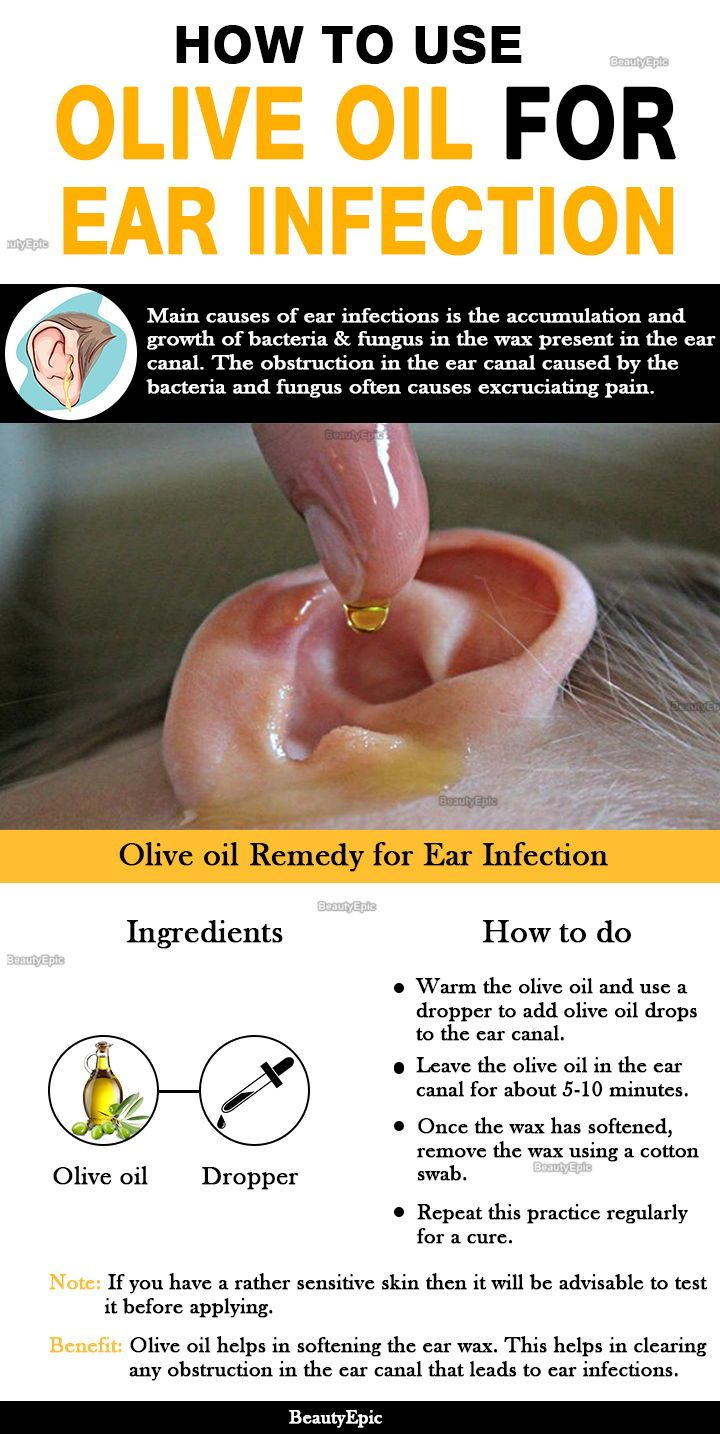 How To Use Olive Oil For Ear Infections Oils For Ear Infection