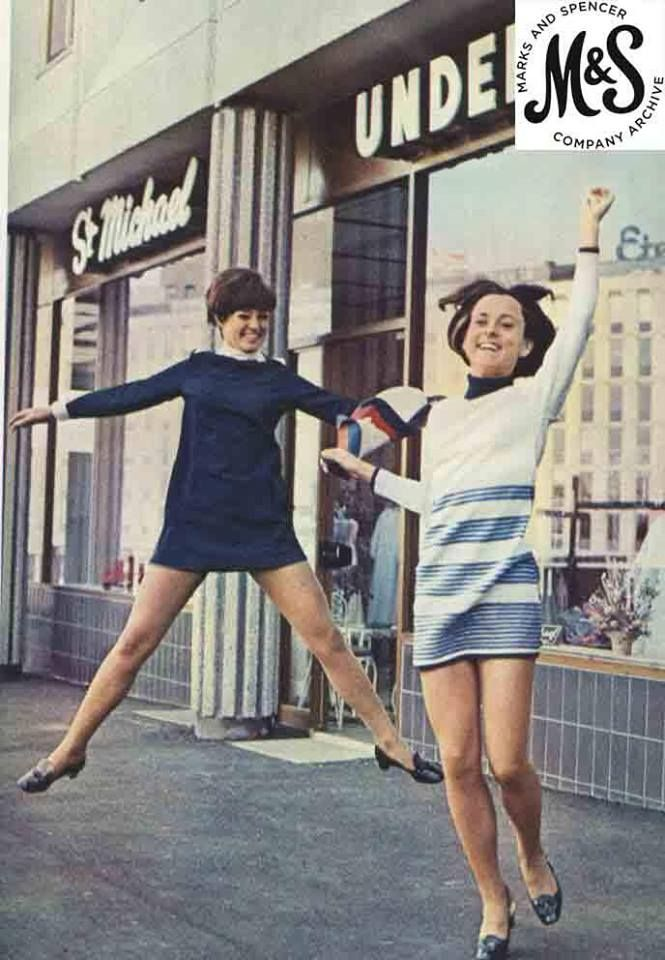 Marks And Spencer Vintage 1960s Costumes For Teens Young
