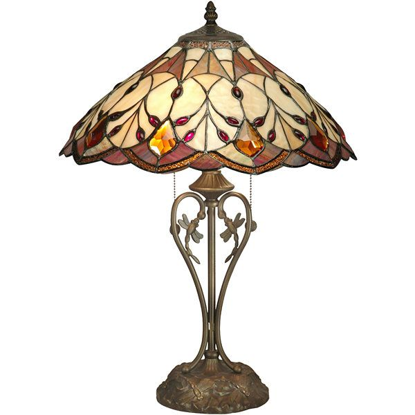Dale Tiffany Marshall Table Lamp Jcpenney 500 Tiffany Style