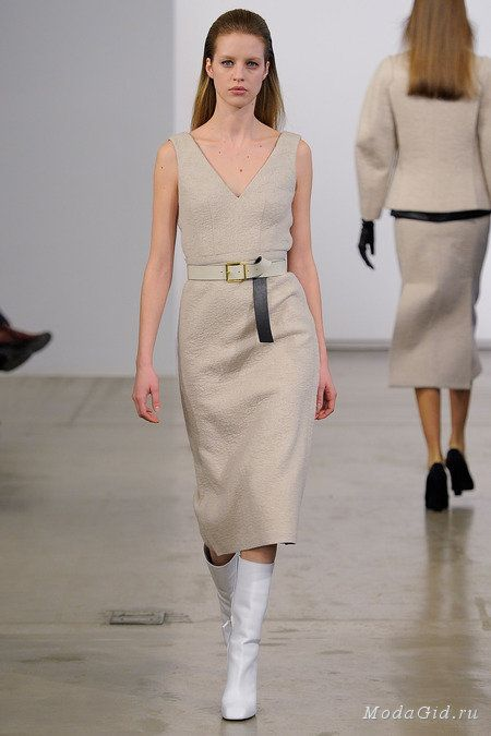 Calvin Klein, pre-fall 2013