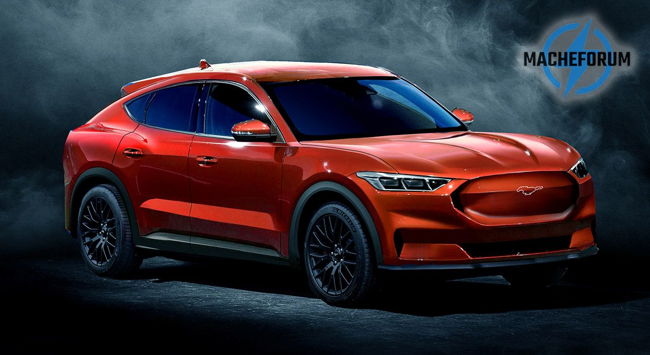 2021 Ford Mach E Ford Mustang Ford Mustang Suv Mustang