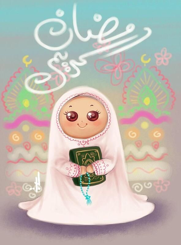 Jawaherat On Twitter Ramadan Kareem Ramadan Islamic Cartoon