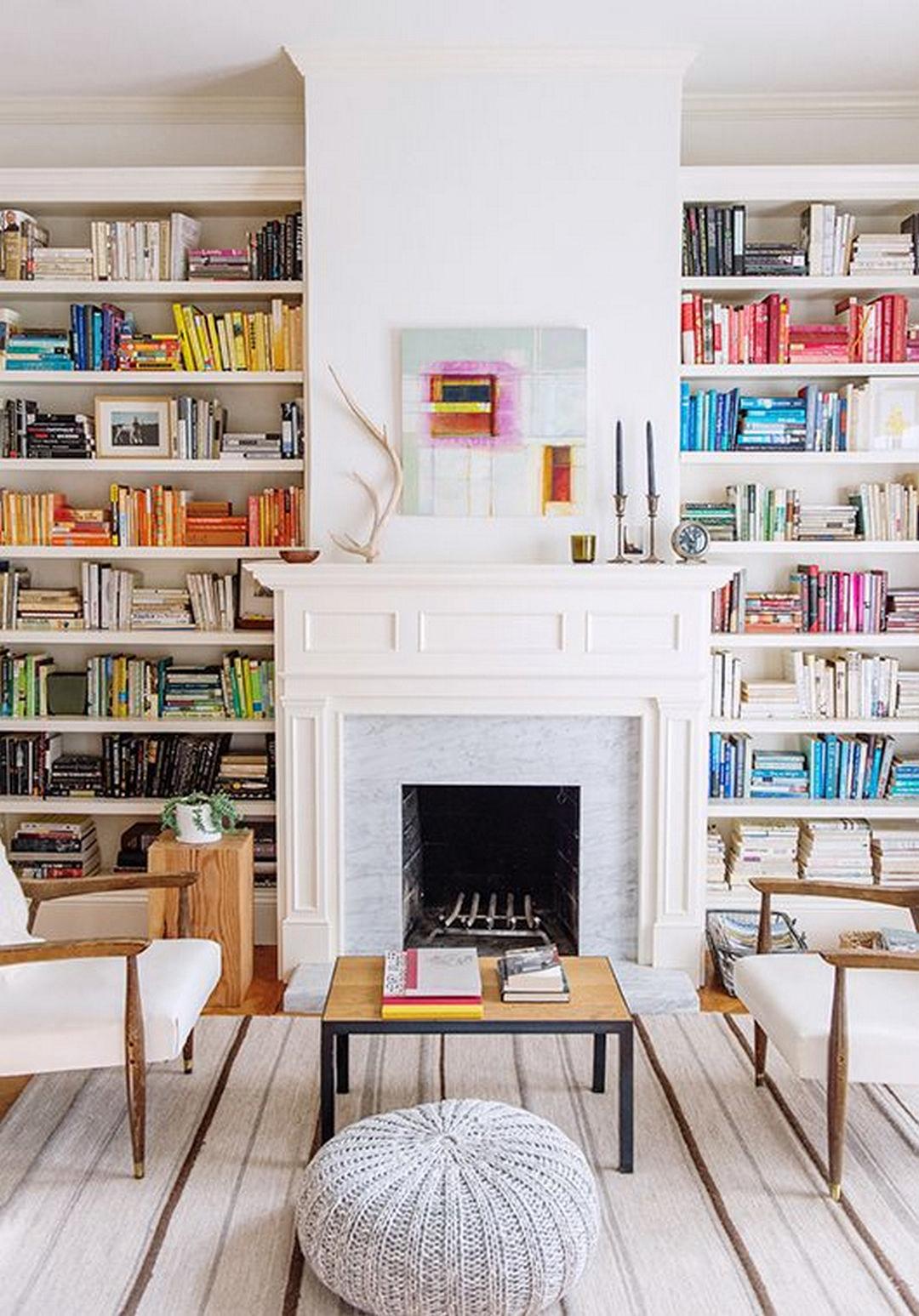 nice bookshelf styling for decoration bookshelf styling