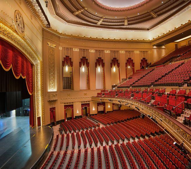 Peabody Opera House St Louis Missouri Usa Founded As