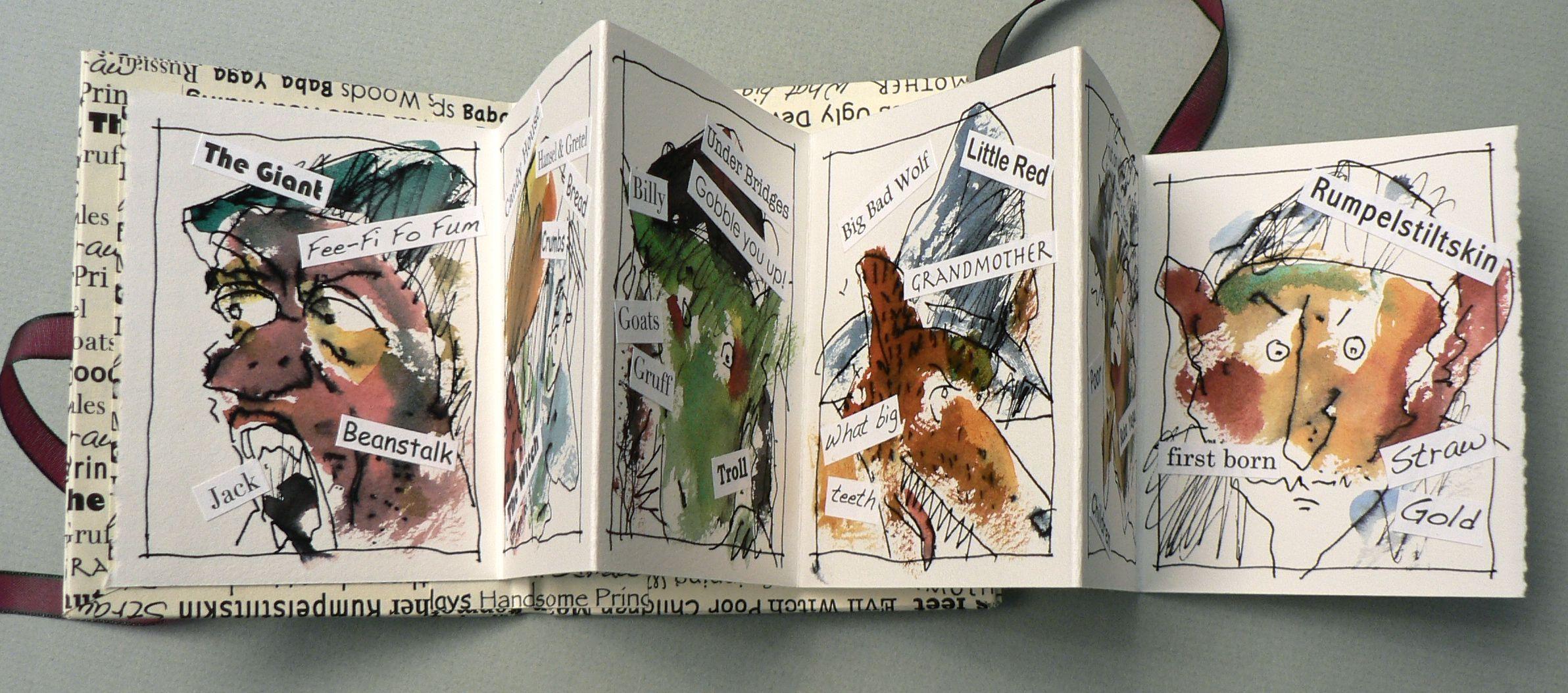 Handmade Books Artists