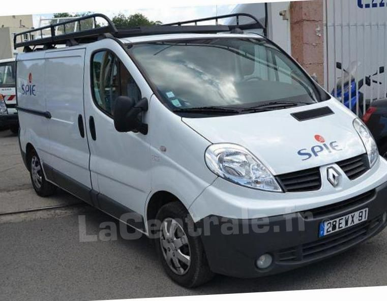 Renault Trafic Fourgon for sale -   autotras Auto
