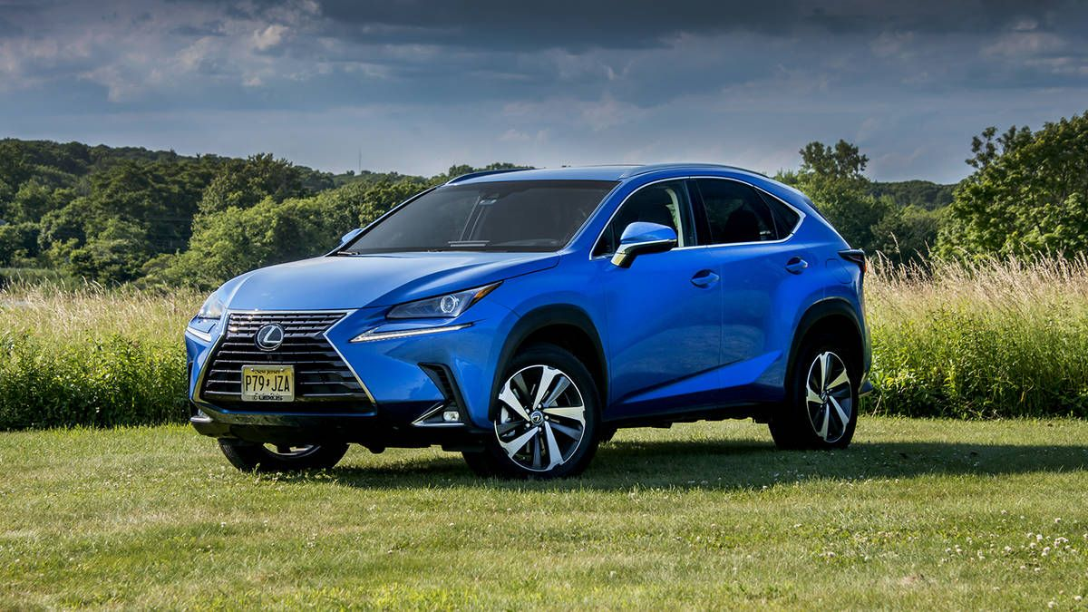 The 2018 Lexus NX 300. Luxury crossovers, Lexus 300