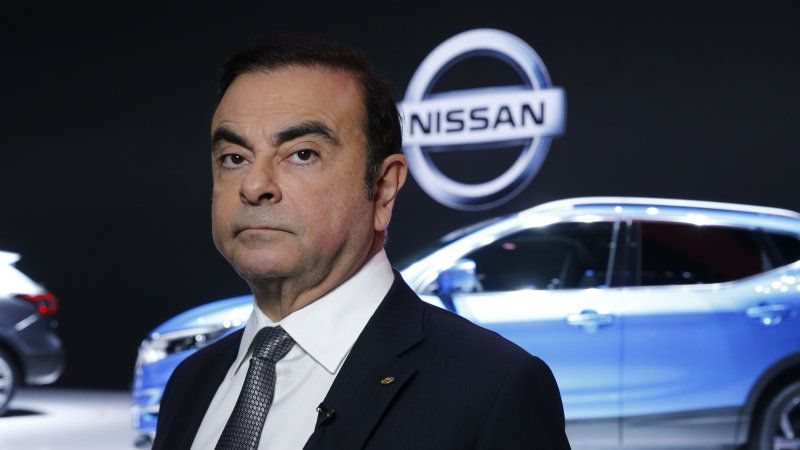 Nissan to fire Chairman Carlos Ghosn, Ghosn arrested