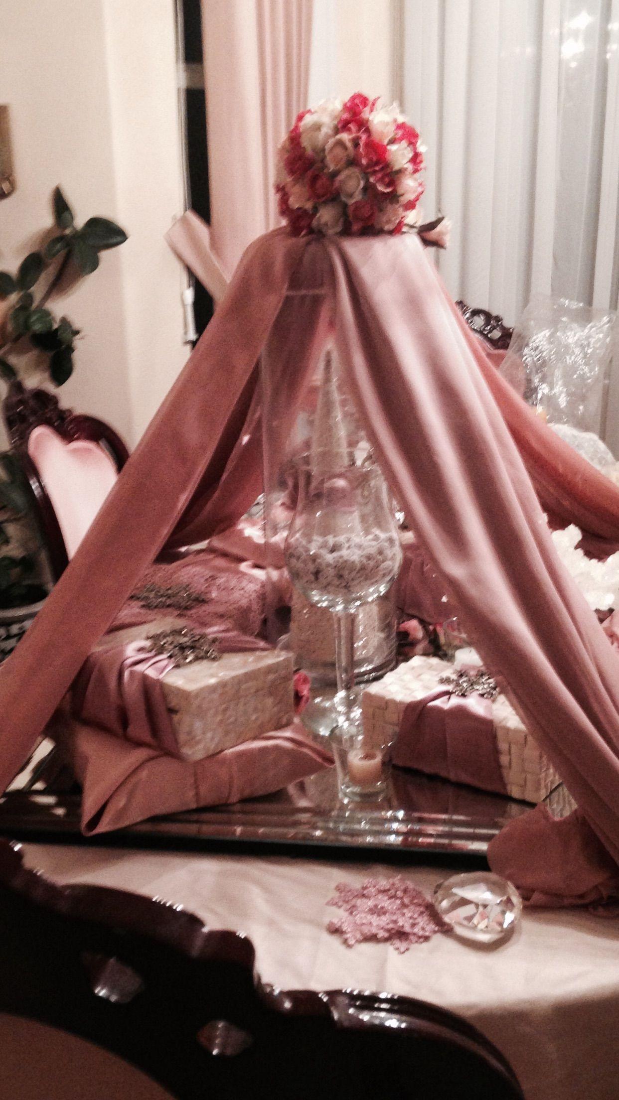 Engagement Tray Patnoos Verlobungsfeier Dekoration Wohnzimmer Hochzeit
