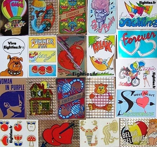 Fantastickers de panini des pochettes d 39 autocollants qu 39 on achetait la maison de la presse - La maison du panini ...