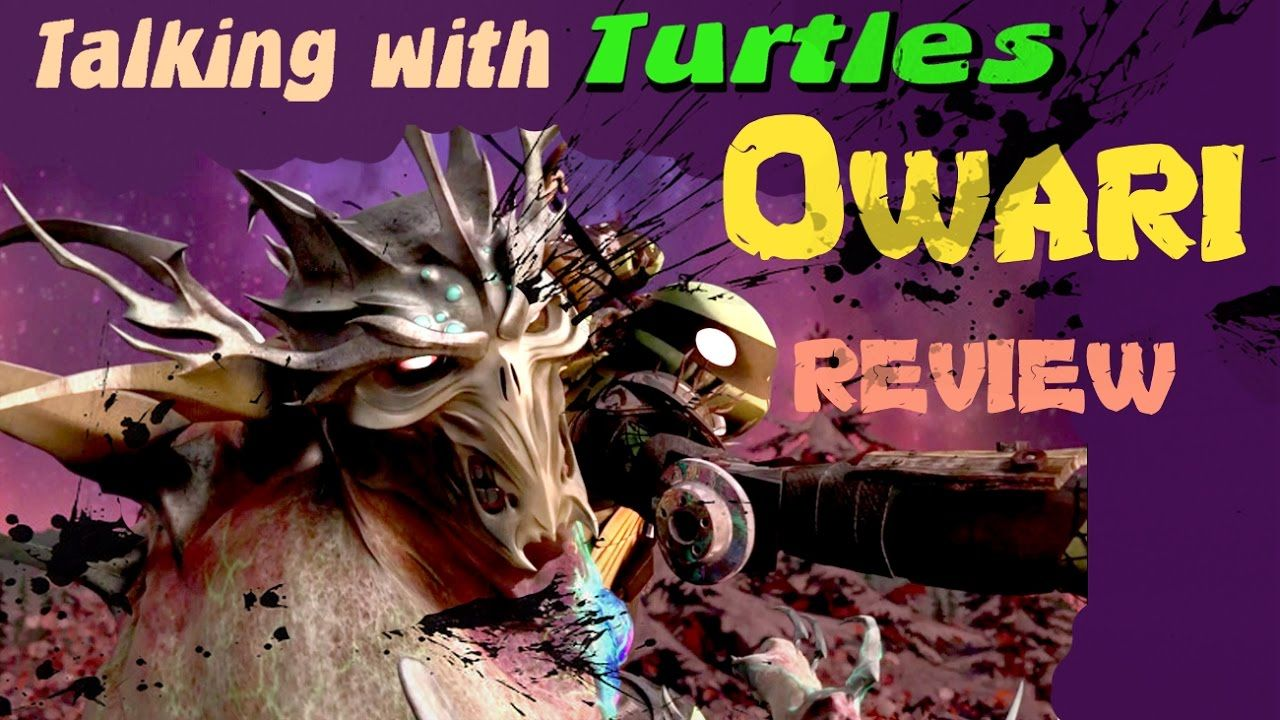 teenage mutant ninja turtles owari review