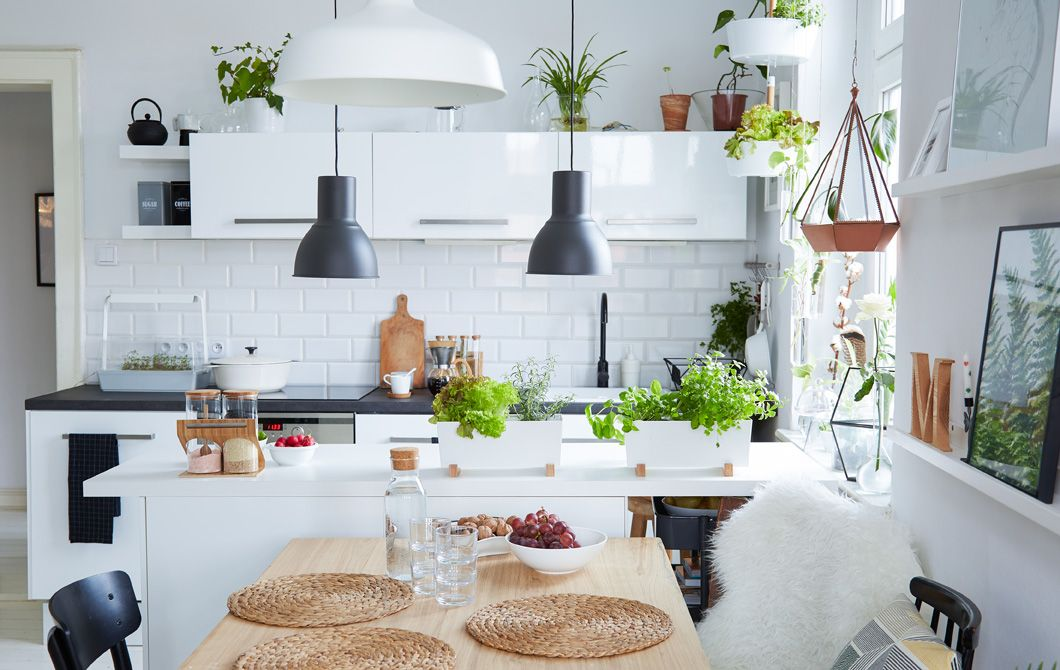 Catchy Ikea Design Ideas Ikea Ideas Communal Kitchen Open Plan