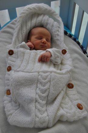 6c5ded52e713 DIY Saco de Dormir para o Bebé | Bebê | Casulo para bebê, Saco de ...