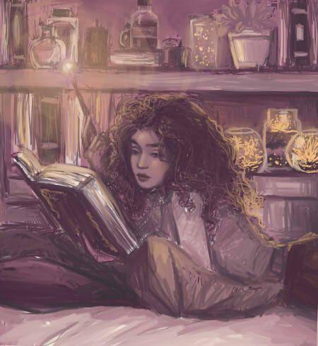 Hermione granger секс рисунки