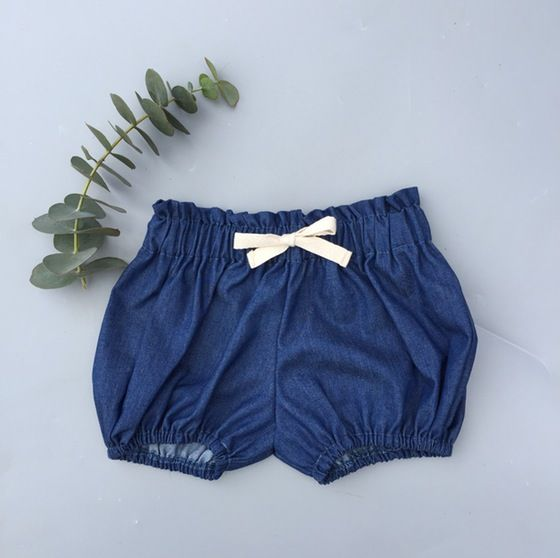 Image of Summer Bloomers - Chambray