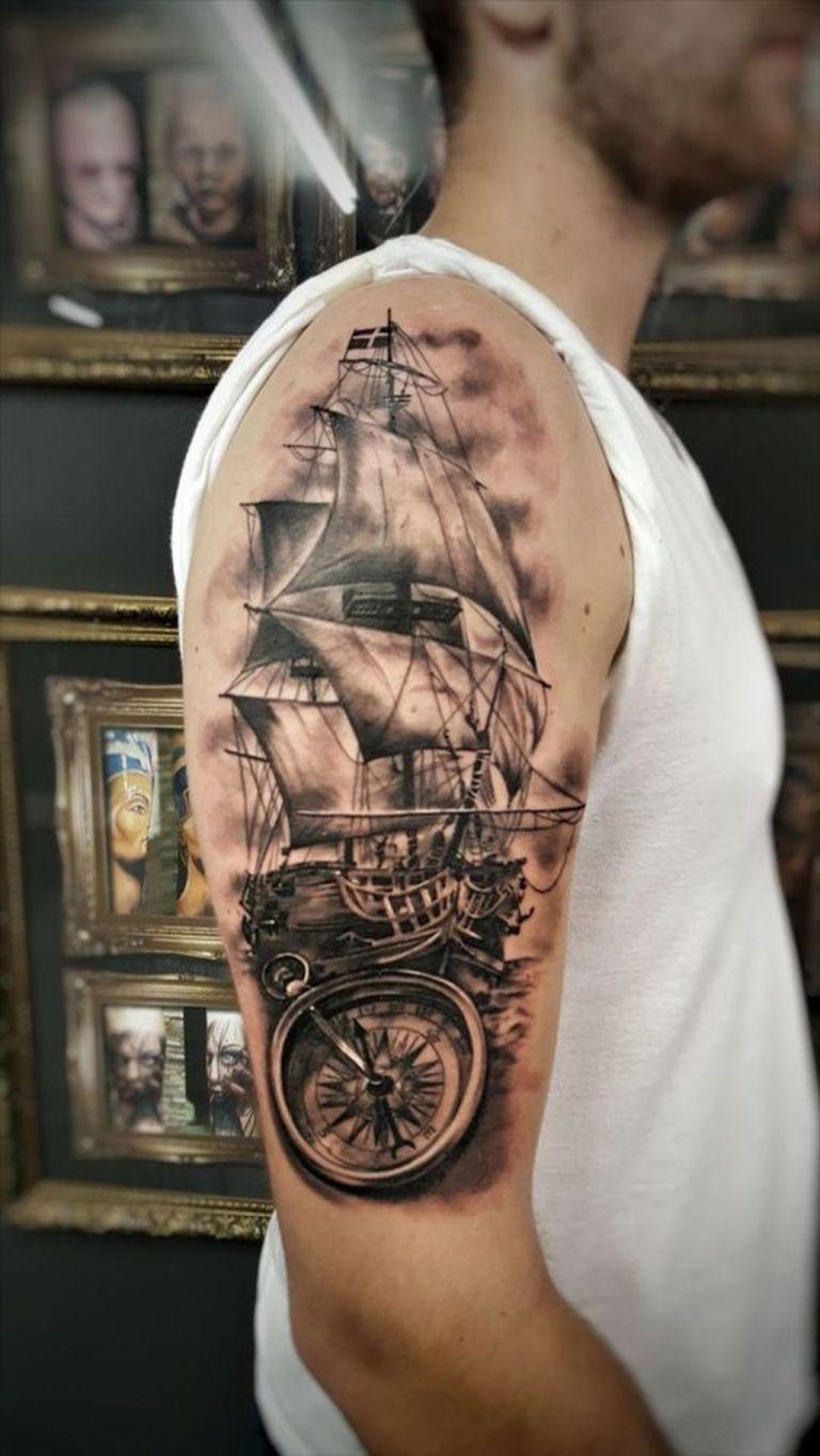 Photo of 45 grandes idées de tatouage attrayantes pour les hommes – MATCHEDZ