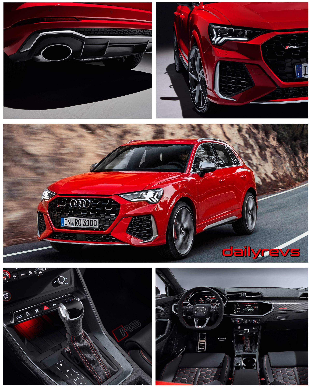 2020 Audi Rs Q3 Pictures Images Photos Wallpapers Audi Rs Audi Audi Sport