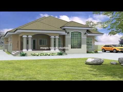Kerala Style 4 Bedroom House Plans Single Floor Youtube Bungalow House Plans Bungalow Style House Plans Beautiful House Plans
