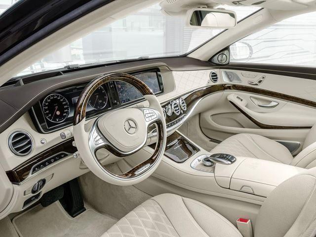 Cool Mercedes 2017 2016 S Cl Interior Car24 World