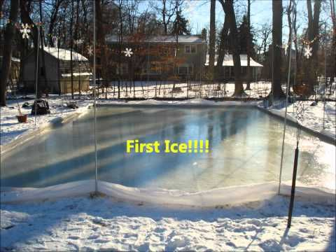 How To Build Ice Rink In Backyard how+to+build+a+backyard+ice+rink | wood projects big & small