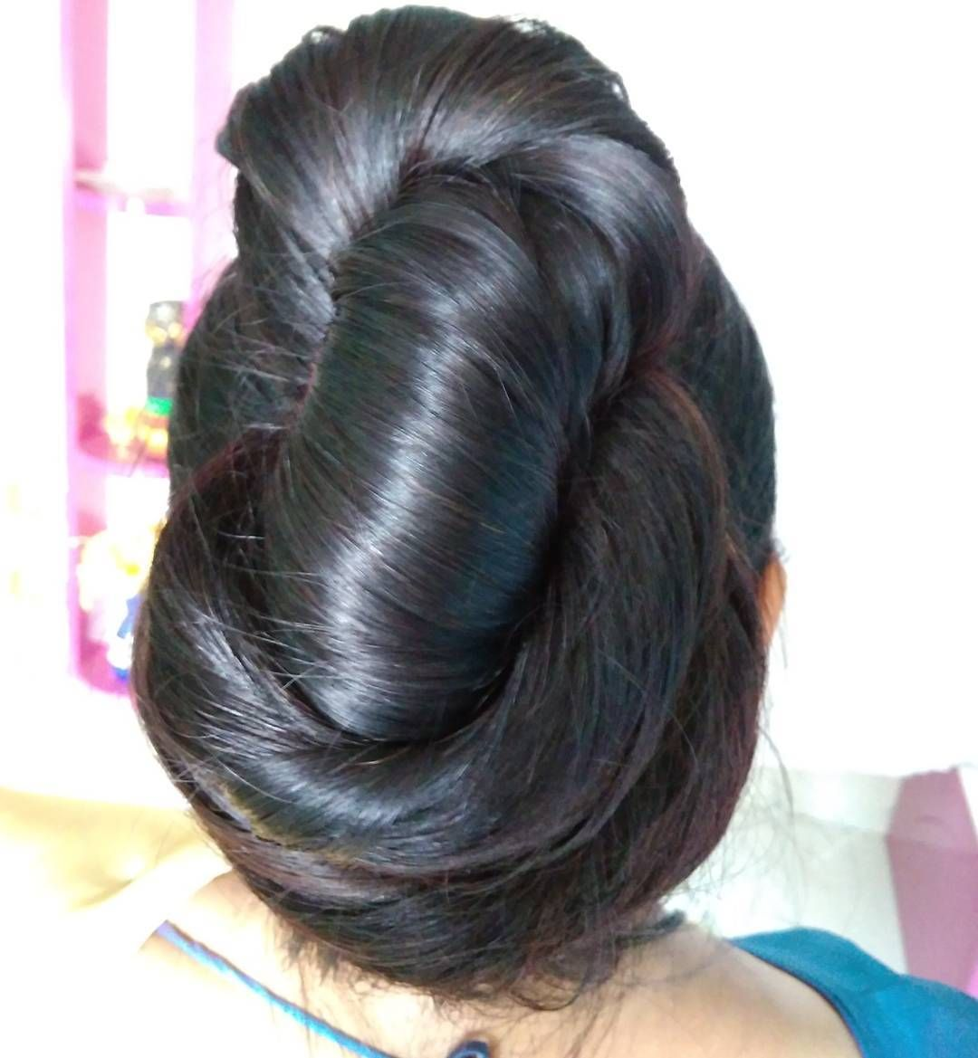 No Photo Description Available Bun Hairstyles Long Hair Styles Big Bun Hair