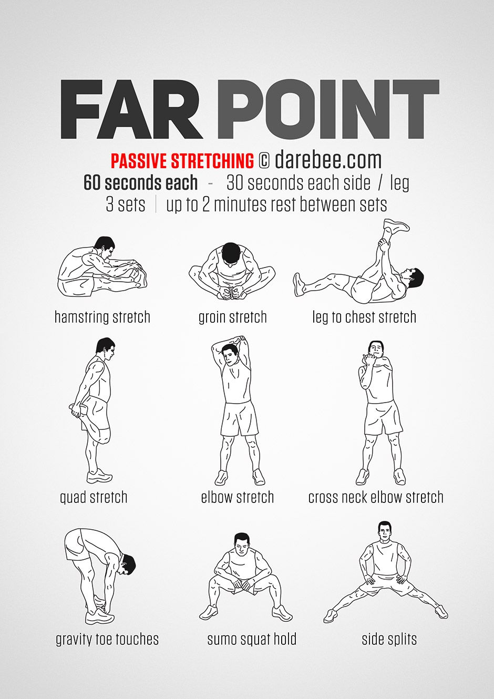Farpoint workout flexibility workout calisthenics