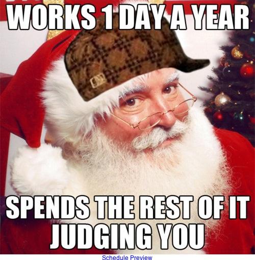 Early Christmas Present Meme