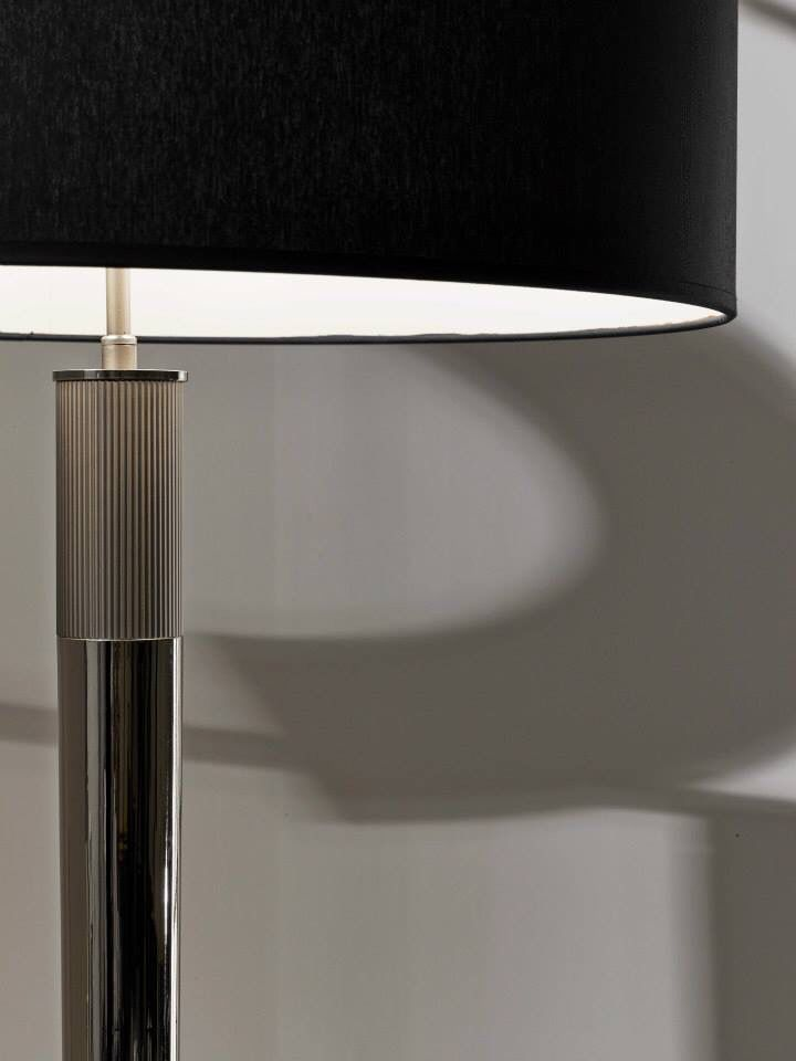 Buy lavinia collection tapered floor lamp by cl sterling s collection of contemporary traditional