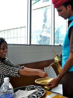 Karma Chef: Oh the joys of an Indian Thali!