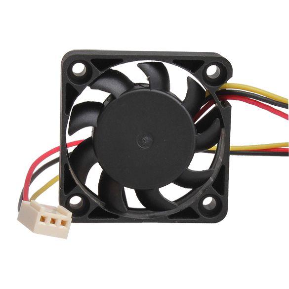 3 Pin 40mm Computer Cpu Cooler Cooling Fan Fans Pc 4cm 40x40x10mm