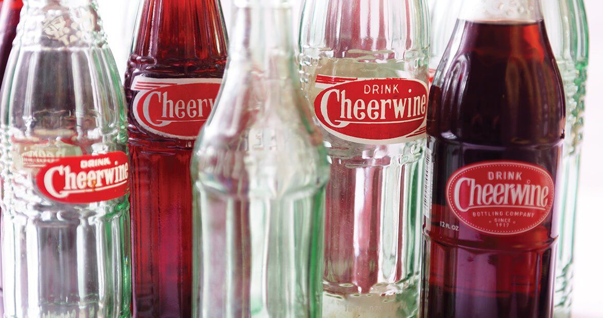 to my Cheerwine Bottle's & Can's page Cheerwine