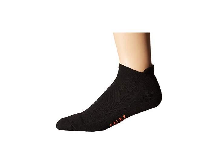 White Falke Womens Cool Kick No Show Socks