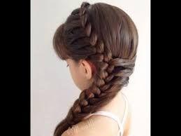Resultado De Imagen Para Peinados Faciles Para Nina De 11 Anos Peinados Para Ninas Trenzas Faciles Para Ninas Peinados De Ninas Faciles