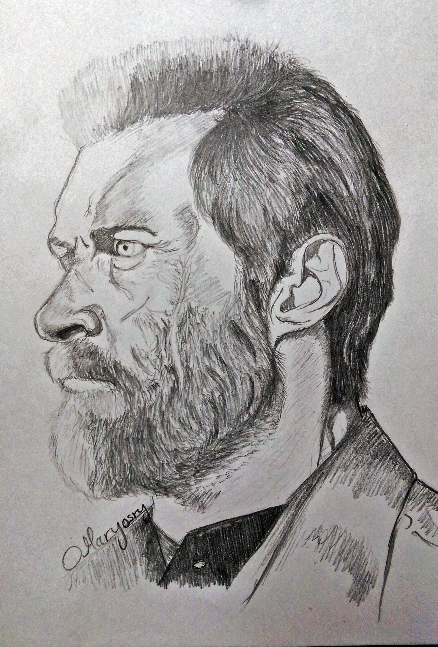 LOGAN logan movie 2017 the wolverine Hugh Jackman Artwork ...