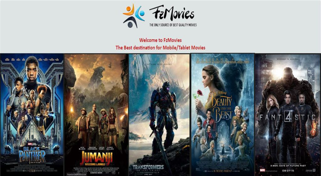 Fzmovies, Free Fantastic Hollywood & Bollywood Movies