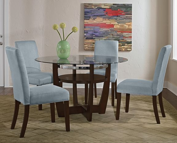 Alcove Aqua Dining Room Collection