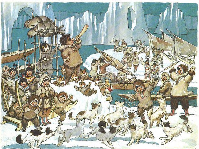 (2014-07) Hvad gør eskimoerne?