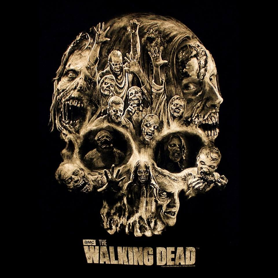 The Walking Dead Walking dead art, The walking dead