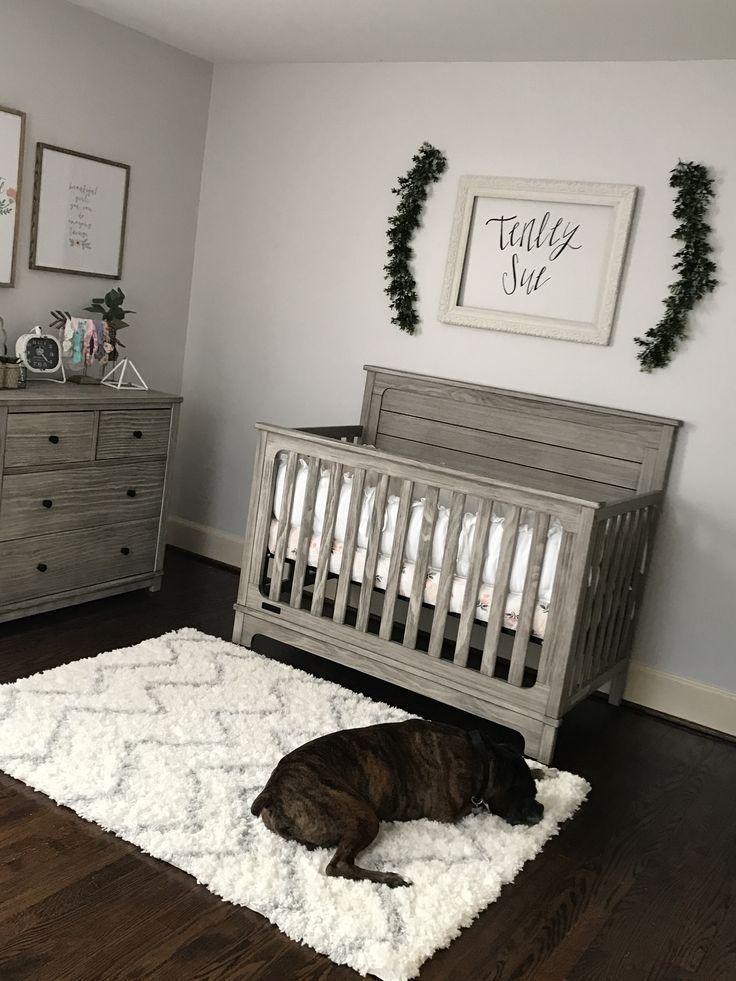 21+ Baby Girl Nursery Ideas That Are So Dreamy – 2