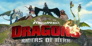 Dragons Riders of Berk Episode 20 We Are Family Part 2 Berk