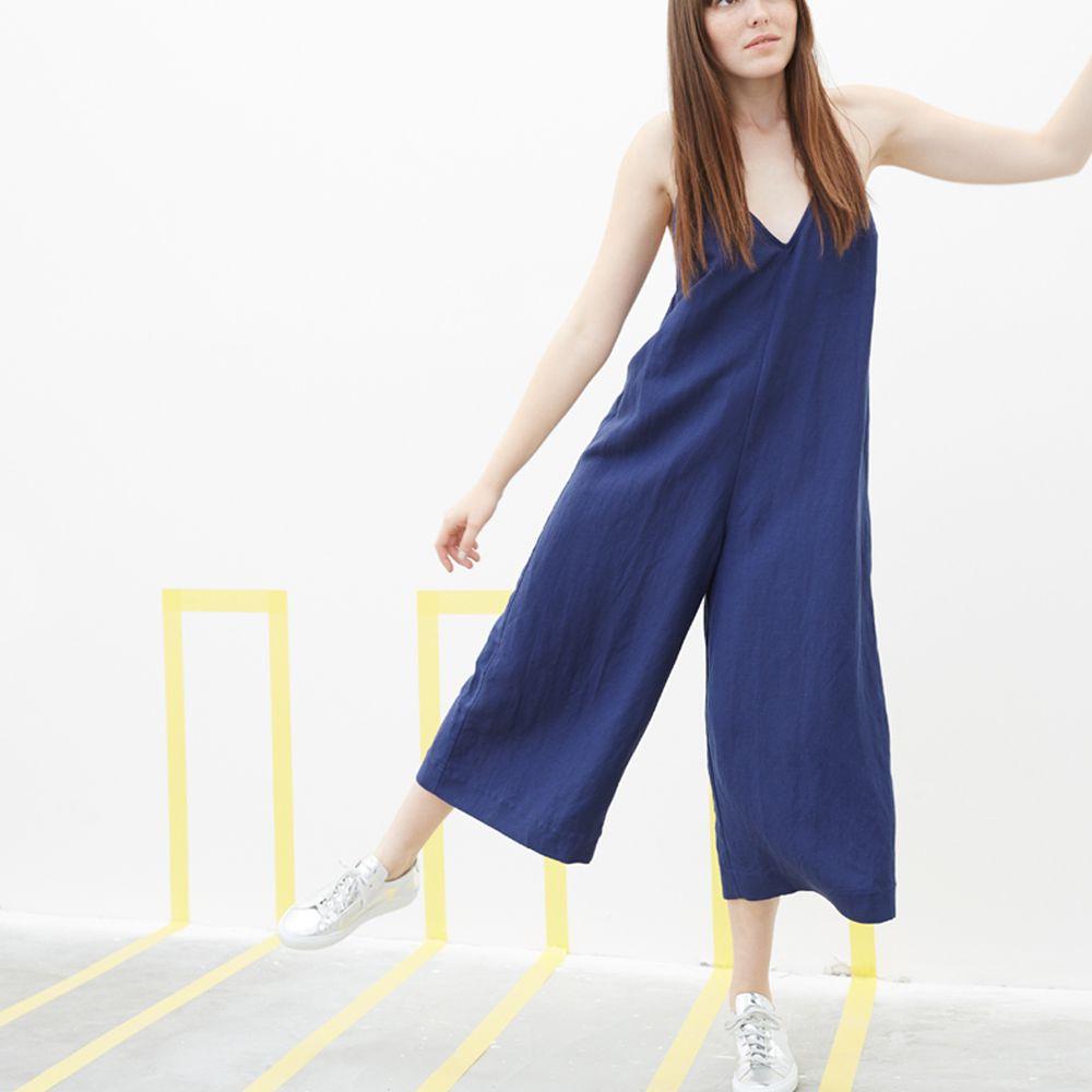 2c468cb068b8 Ali golden blue pinterest wide legs jumper and minimalist fashion jpg  1000x1000 Wide leg jumper