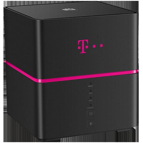 Telekom Speedbox Schwarz Vorne Und Hinten In 2020 Telekom Antenne Wlan